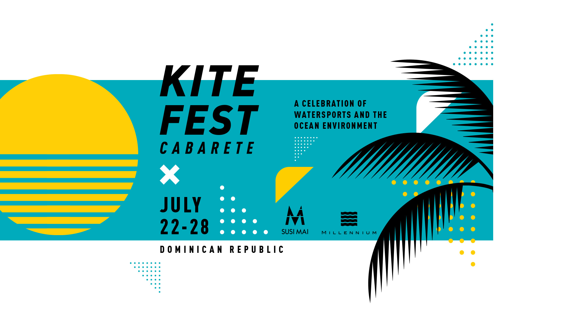 Cabarete Kite Festival in Dominican Republic