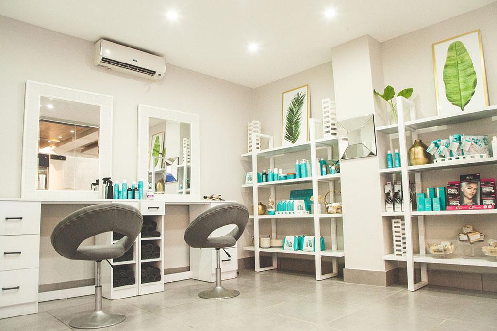 Andari Spa Expands with Salon