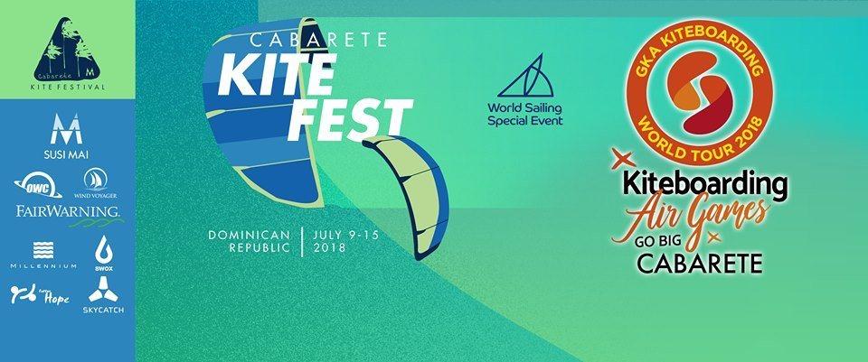 GKA Air Games and Cabarete Kite Festival come to Dominican Republic
