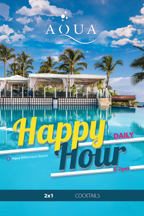Cabarete Happy Hour at Millennium Resort